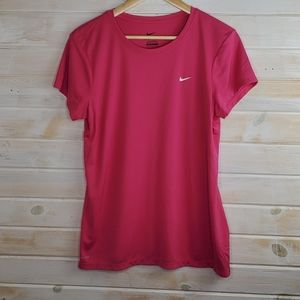 4/$30 Nike Tee Dry Fit Shirt Crew Neck